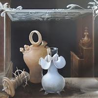 Glauco Capozzoli pintura bodegón naturaleza muerta