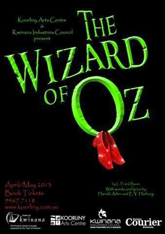 Perth Theatre Reviews: The Wizard of Oz - Koorliny Arts