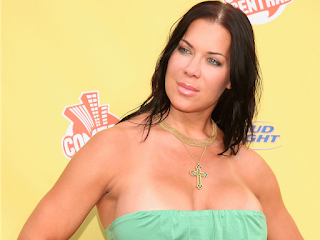 Chyna at the Comedy Central Roast Of Flavor Flav in 2007/filmuptodate