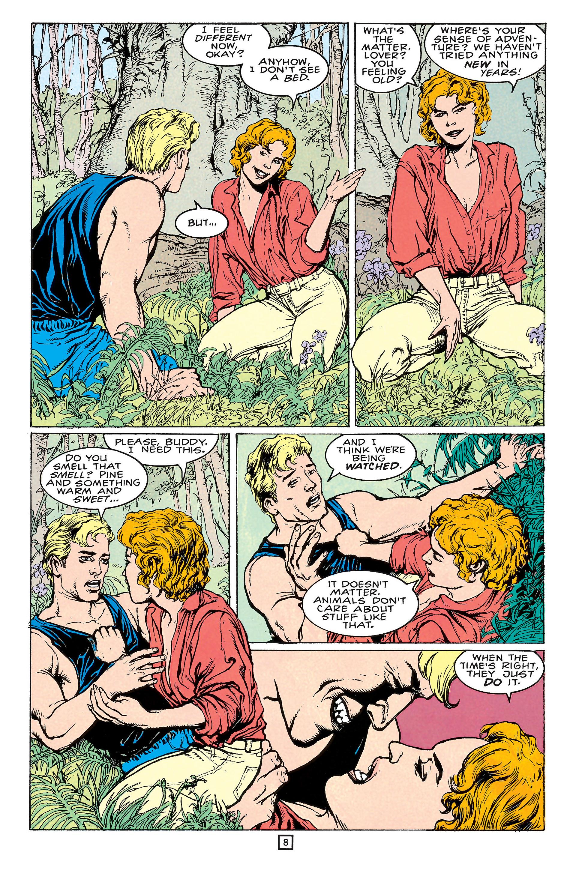 Read online Animal Man (1988) comic -  Issue #65 - 8