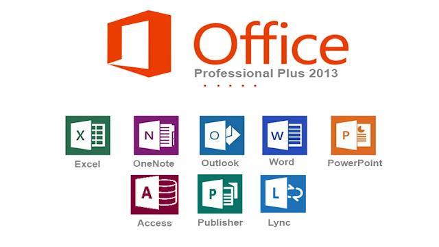 Microsoft Office 2013 İndir Türkçe | (SP1) Pro Plus VL
