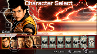 DragonBall Evolution PPSSPP ISO High Compress