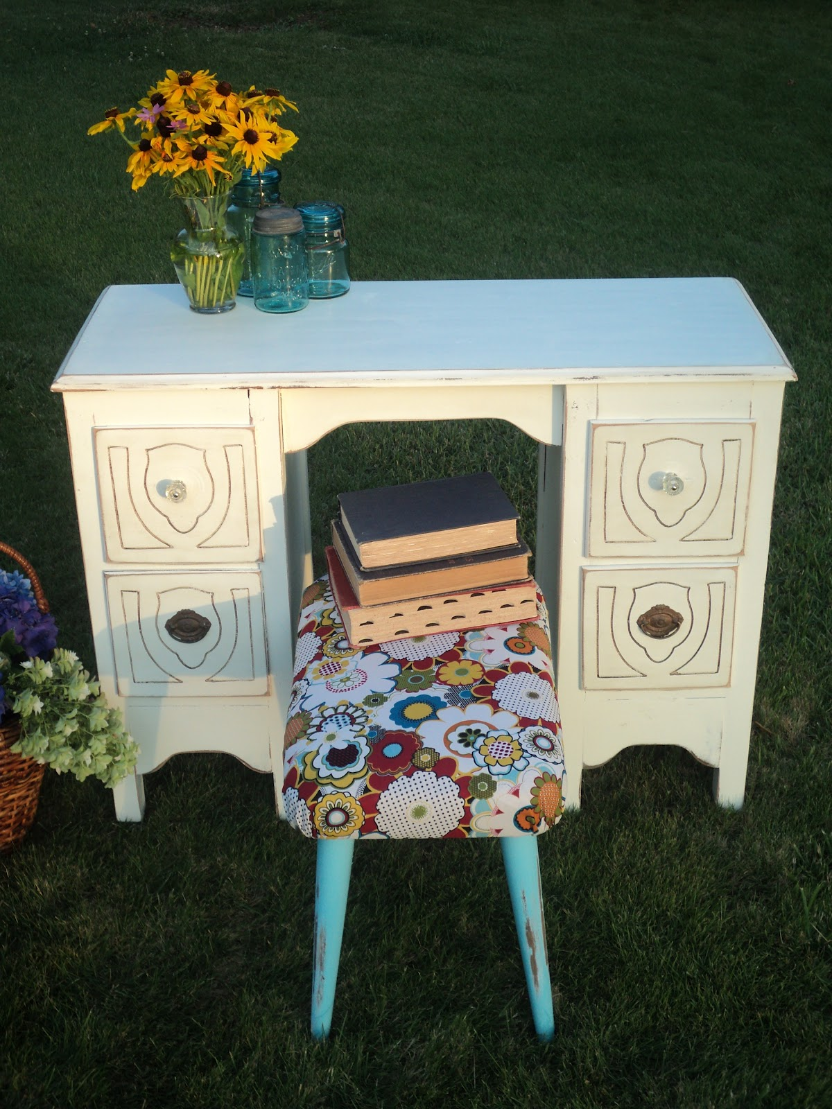 Simply Salvaged Makeovers Before And After Antique