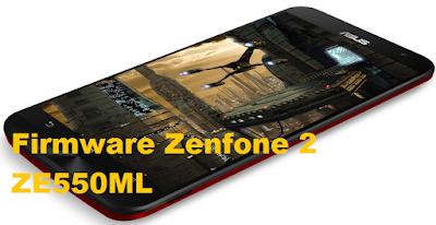 Download Firmware Asus Zenfon 2 ZE550Ml