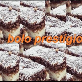 ►Bolo prestígio!!! Confira a receita deliciosa!!!