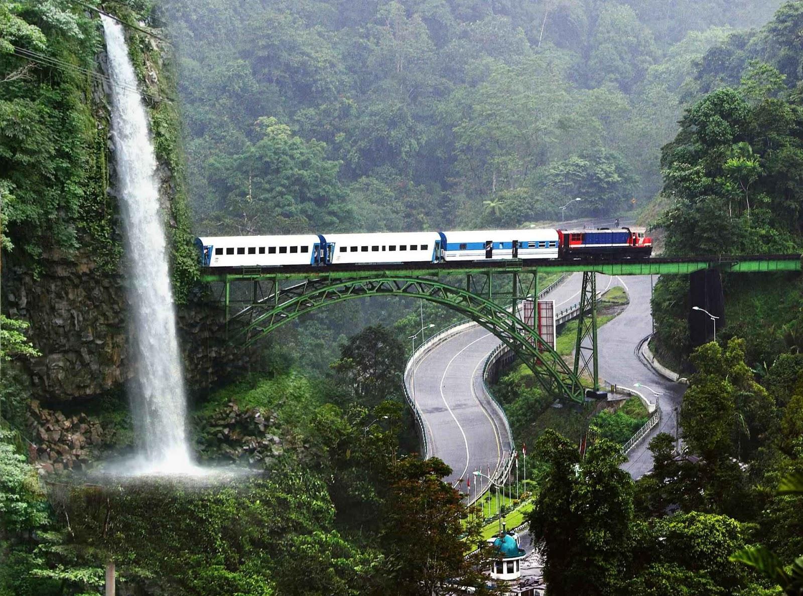 8 Objek Wisata Padang Panjang Sumatera Barat Paling Menarik - Wisata