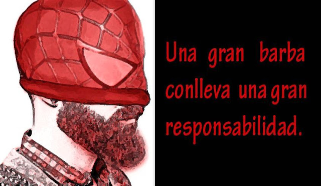Frases spider-man lumbersexual