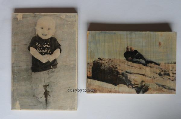 Favoriete Cosy by Cindy - Altijd iets leuks te vinden: Zelf een foto op hout #IS87