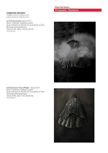art textile contemporain, pgotographie textile