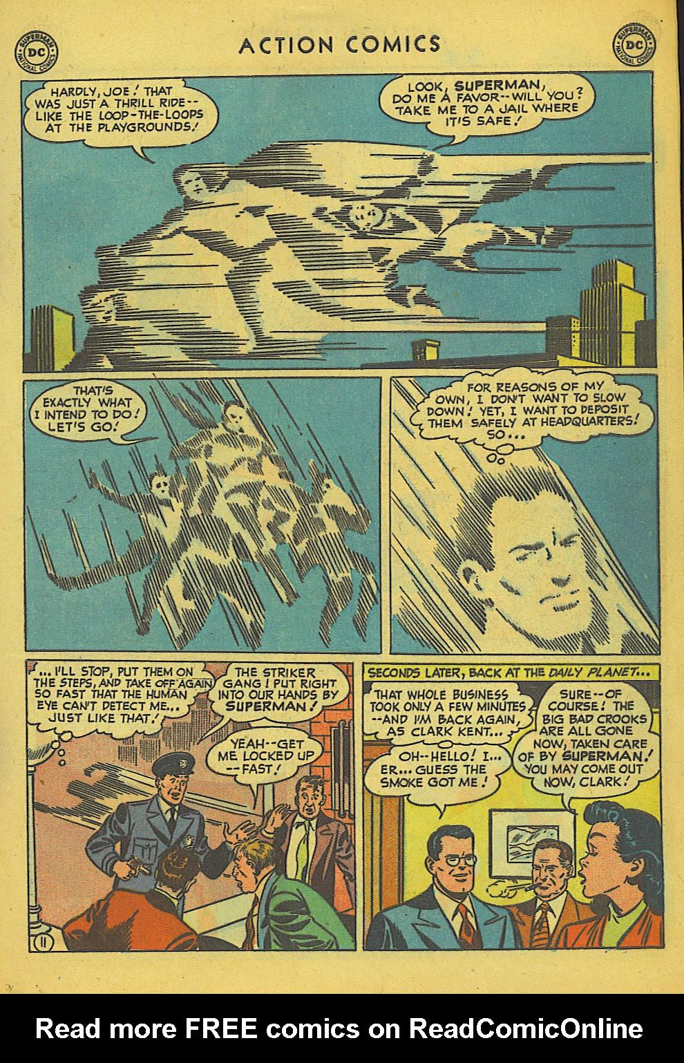 Action Comics (1938) 157 Page 11