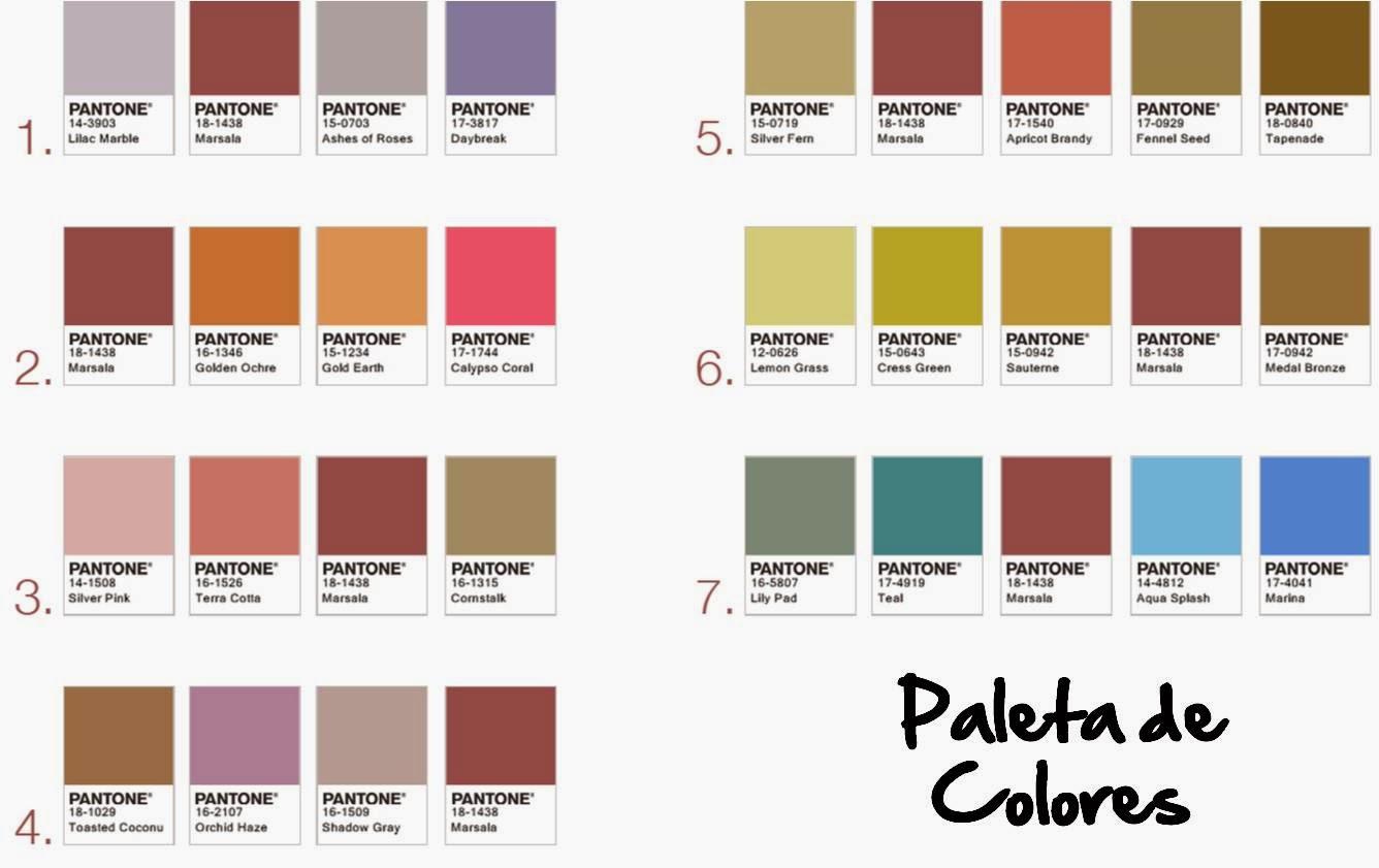 Color Vino Tinto
