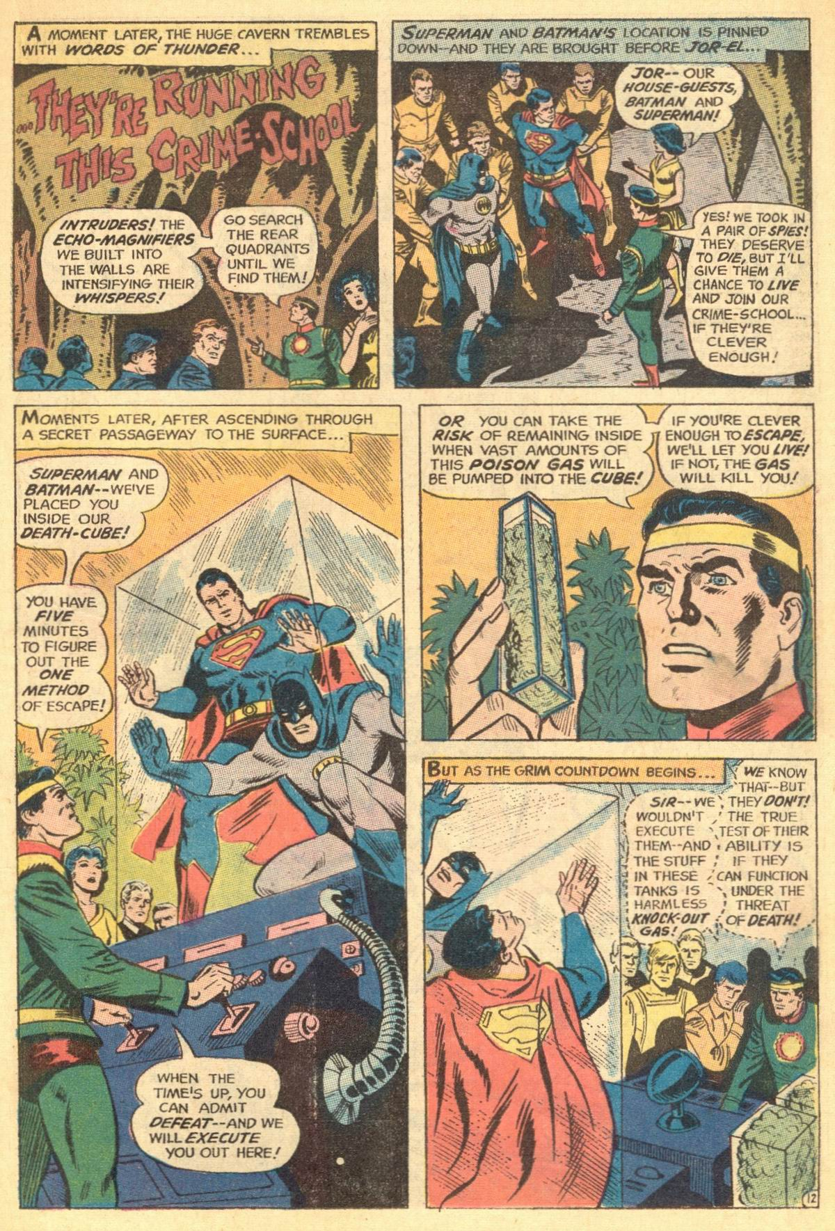 Read online World's Finest Comics comic -  Issue #191 - 15