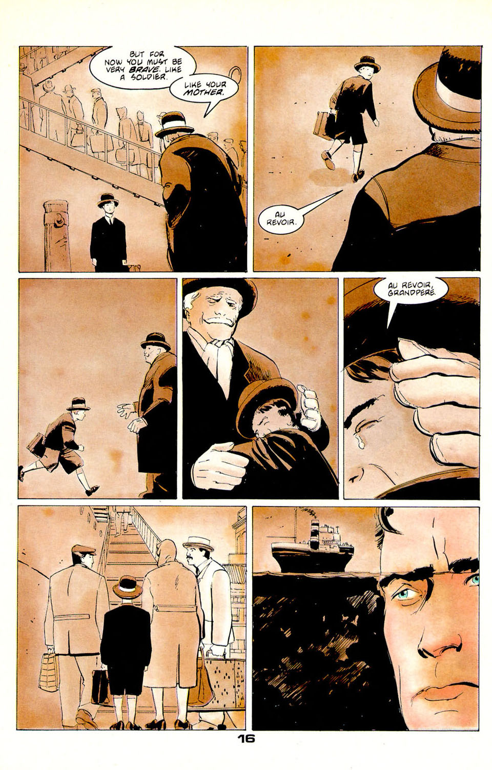 Jon Sable, Freelance issue 55 - Page 16