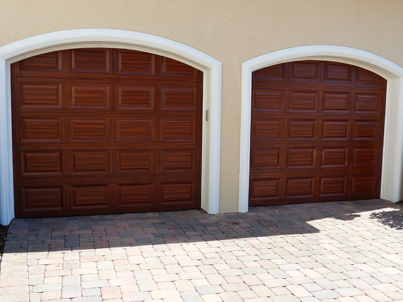 Arched Garage Doors Everything I Create Paint Garage
