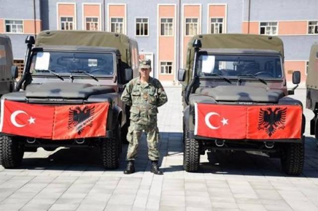 ΕΚΤΑΚΤΟ- Τουρκικές δυνάμεις στην Αλβανία ! Ανησυχία στο ελληνικό Υπουργείο !