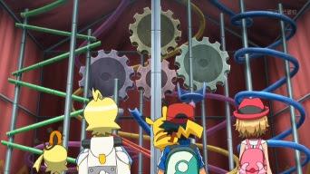 Pokemon Capitulo 31 Temporada 19 Un Arsenal De Asombrosos Artefactos