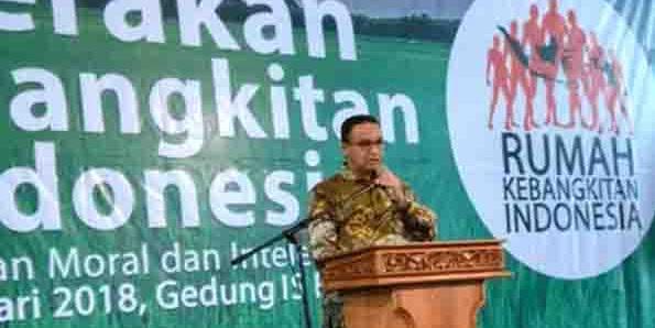 Gubernur Anies: Ketimpangan kemiskinan di Jakarta sudah kelewat parah yang super ekstrem
