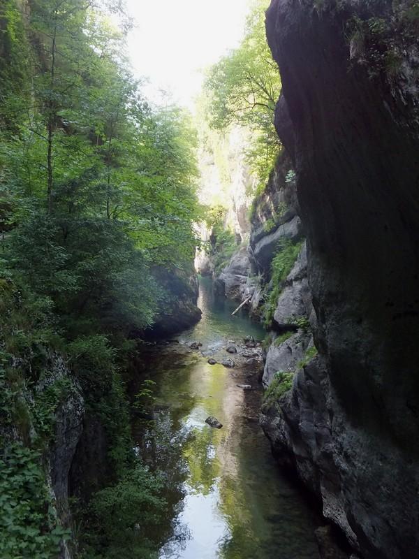 savoie randonnée chartreuse voie sarde guiers vif