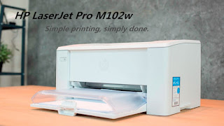 Download HP LaserJet Pro M102w Drivers & Review