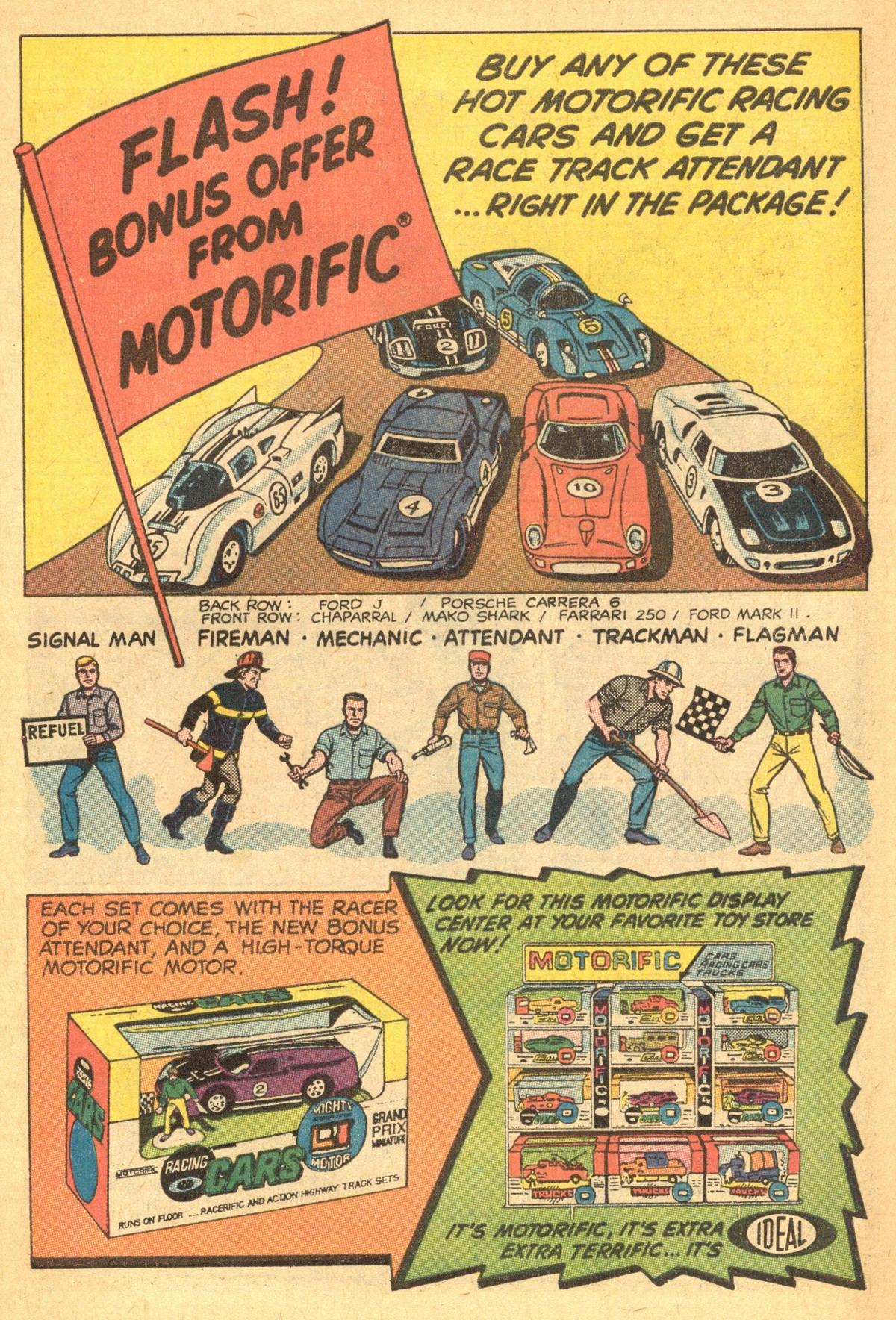 Strange Adventures (1950) issue 218 - Page 7