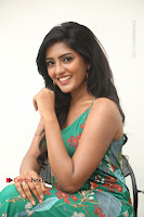 Actress Eesha Latest Pos in Green Floral Jumpsuit at Darshakudu Movie Teaser Launch .COM 0161.JPG