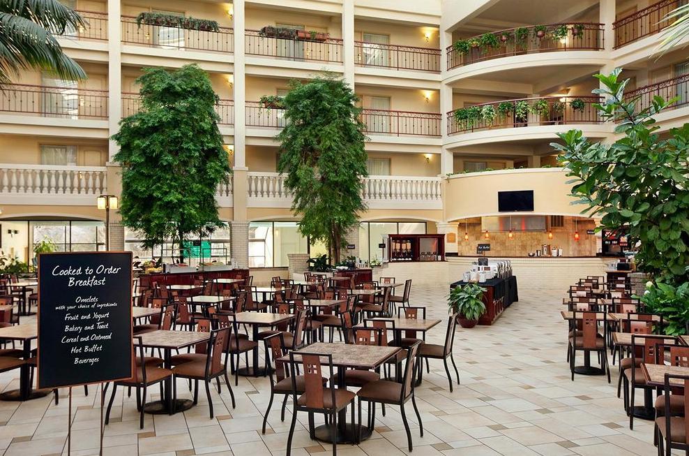 Embassy Suites Colorado Springs Wedding Venues