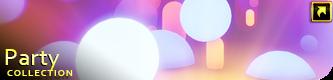 Neon Glowing Stars Tunnel - 35