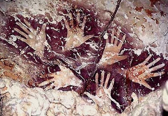 Trans-D Digital: The Paleolithic Artist