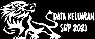 Data Pengeluaran SGP 2021