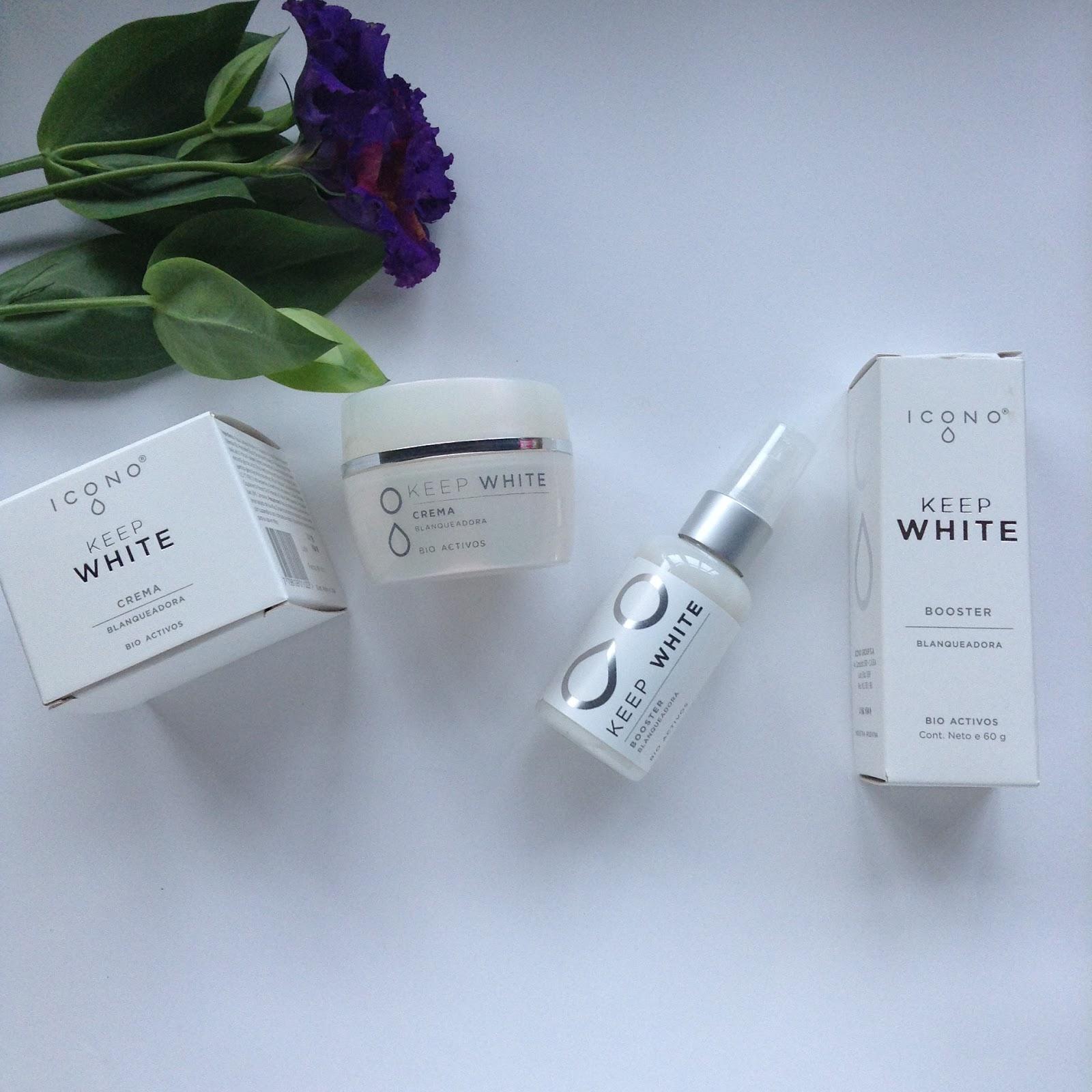 Keep white de Icono, prevención y control para pieles con manchas: Stardoll Estudio: Blog de belleza y moda Argentina