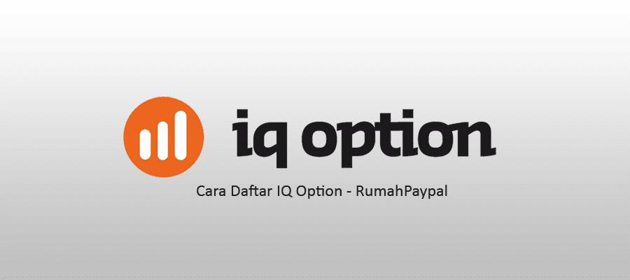 cara daftar iq option