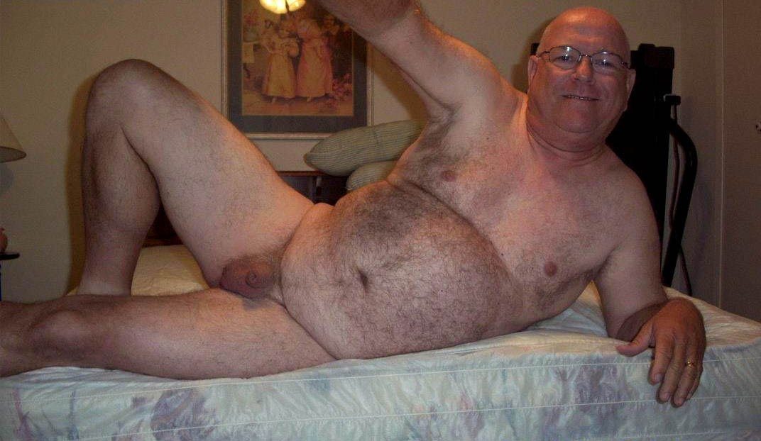 Gay grandpa son sex