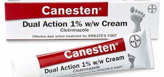 كريم كانستين Canesten علاج واسع المدى مضاد للفطريات