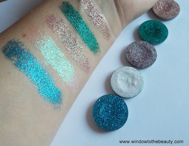 Revolution pro Glisten Up swatch