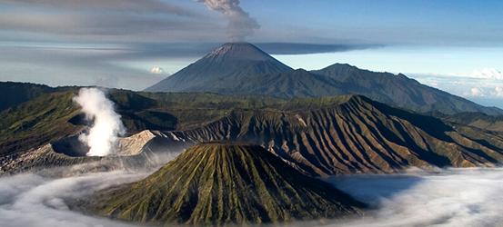7 gunung tertinggi di indonesia tau nggak sih kumpulan fakta unik dan menarik