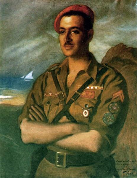 Enrique Segura Iglesias, Maestros españoles del retrato, Pintores españoles