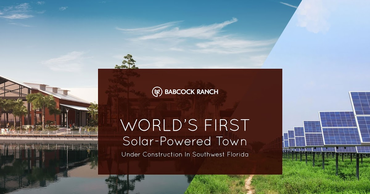 World-first-solar-town
