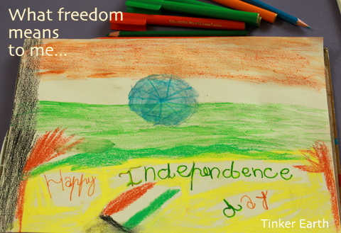 Independence Day Drawings
