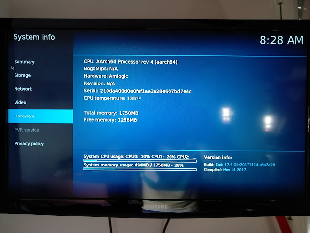 i98 Pro Android TV Box