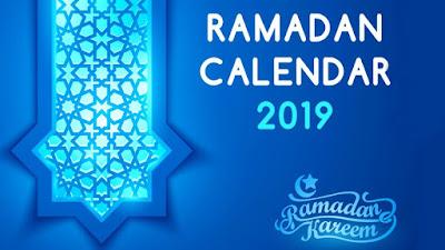 Download Jadwal Imsakiyah 2019 Lengkap PDF DOC