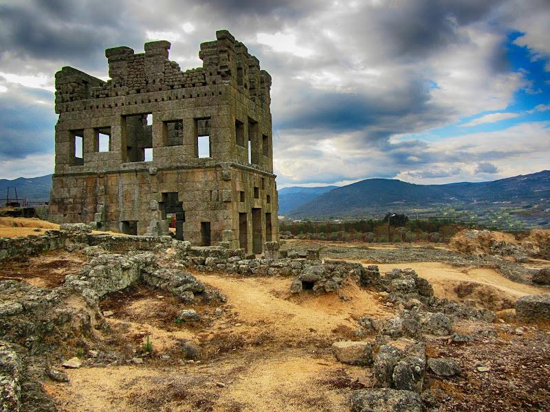 Torre romana em Belmonte