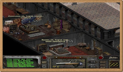 Fallout 2 PC Games Gameplay