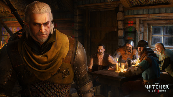 The Witcher 3 Torrent