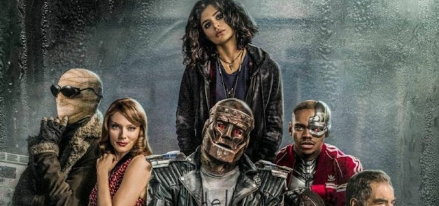 HBO Max anuncia data de lançamento da segunda temporada de Doom Patrol