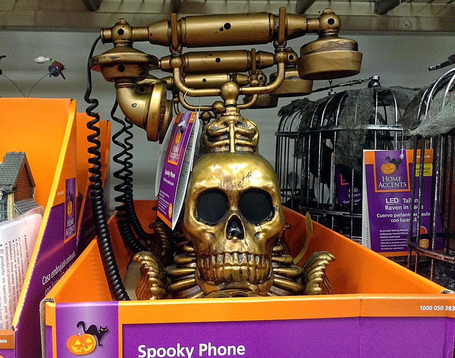 Old Fashion Halloween: Halloween at Home Depot
