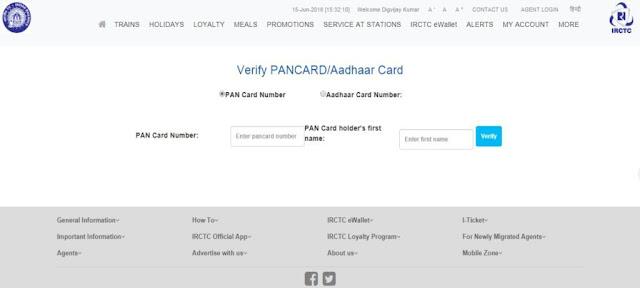 Picture of aadhaar verification during ewallet registration