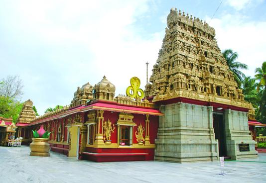 Kudroli Gokarnatha /  Gokarnanatheshwara Temple
