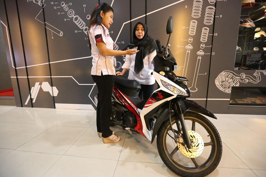 Honda BeAT dan Honda Supra X 125 FI Raih Predikat Terbaik