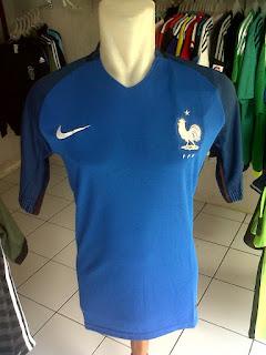 Jual Jersey Perancis Home Kualifikasi Piala Dunia 2018 di toko jersey jogja sumacomp, murah berkualitas