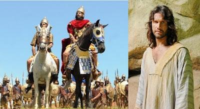 'O Rico e Lázaro' - resumo do capítulo 1 (segunda-feira, 13 de março)